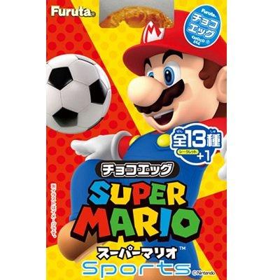 チョコエッグ スーパーマリオSPOTS BOX(10個入り)