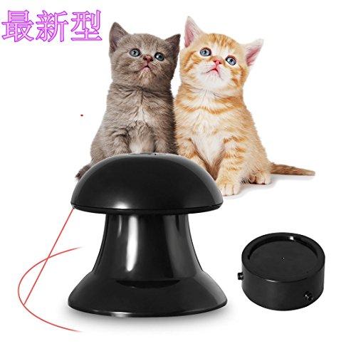 Pawsfun第二代 ペット用品 最新版猫おもちゃ 猫用光るおもちゃ