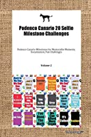 Podenco Canario 20 Selfie Milestone Challenges Podenco Canario Milestones for Memorable Moments, Socialization, Fun Challenges Volume 2