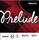 D 039 Addario ダダリオ バイオリン弦 Prelude セット J810 4/4M Medium Tension 【国内正規品】