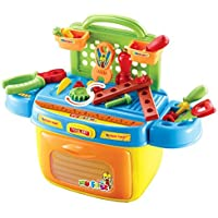 Berry Toys My First Portable Tool Box Play Set by Berry Toys [並行輸入品]