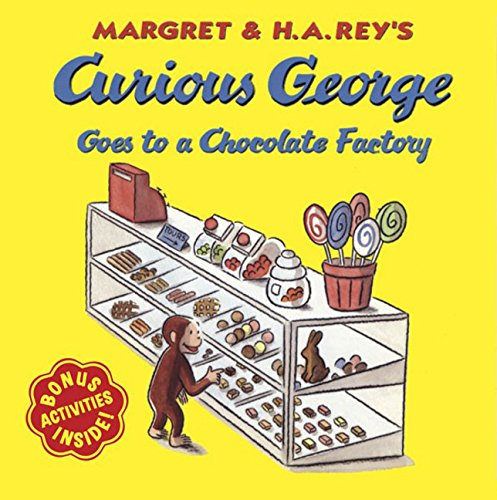 Curious George Goes to a Chocolate Factoryの詳細を見る
