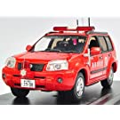 CARNEL 1/43 ニッサン X-TRAIL (T30) 東京消防庁消防救助機動部隊司令車両