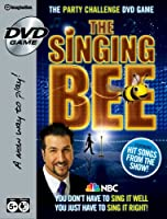 THE SINGING BEE DVD GAME MOVIE