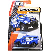 Matchbox - MBX Heroic Rescue 65/120 - S.W.A.T Truck