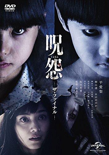 呪怨 ザ・ファイナル [DVD]