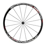campagnolo(フリガナ: カンパニョーロ) SCIROCCO 35 WO BLK F/R HG ホイール ・フリーボディ:シマノ9/10/11S WH13-SCCFRX1B