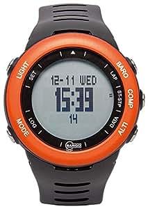 BARIGO(バリゴ) アウトドアウオッチ 気圧高度計 ES7 オレンジ BAES7ORB