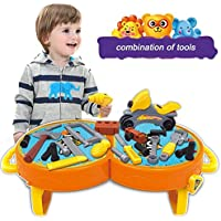 nukied RepaireツールセットPretend Play Toy Playset Kits by nukied