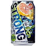 キリン 氷結ストロング 完熟グレープフルーツ 缶 350ml×24本