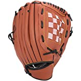 Unihoh Baseball Glove Softball Gloves - Right Hand Throw - Adult and Youth Sizes - 12,5in Size Mitts - Easy Break in Baseball Mitt