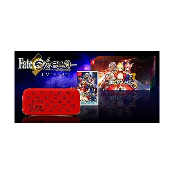 Fate/EXTELLA LIMITED BOX...の商品画像