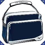 ミズノ(MIZUNO) エナメルセカンドバッグ 1FJD6026 14 ネイビー/ホワイト