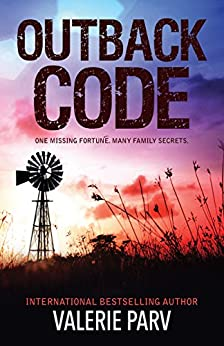 Outback Code/Heir To Danger/Live To Tell/Deadly Intent (Code of the Outback) by [Parv, Valerie]