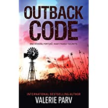 Outback Code/Heir To Danger/Live To Tell/Deadly Intent (Code of the Outback)