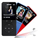 Best MP3音楽プレーヤー - MP3プレーヤー FecPecu HIFI超高音質 ミュージックプレイヤー 小型で持ち運び可能 音楽プレイヤー 最大80時間のロスレス再生 内蔵8GB容量 Review