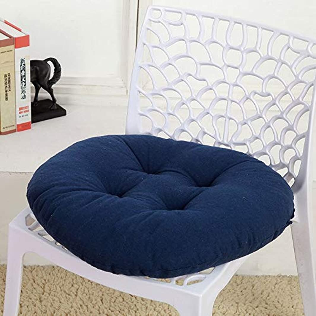 受粉者みここにLIFE キャンディカラーのクッションラウンドシートクッション波ウィンドウシートクッションクッション家の装飾パッドラウンド枕シート枕椅子座る枕 クッション 椅子