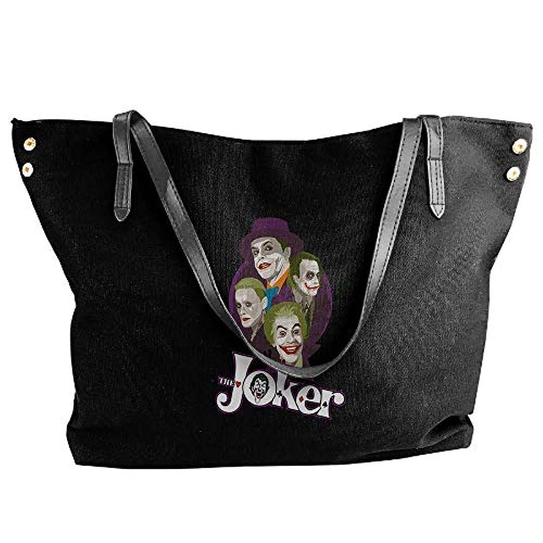 適応するオーケストラボイラー2019最新レディースバッグ ファッション若い女の子ストリートショッピングキャンバスのショルダーバッグ The Joker 人気のバッグ 大容量 リュック