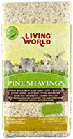 Living World Pine Shavings, 1220-Cubic Inch by Living World