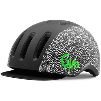 [ジロ]Giro Reverb Bike Helmet レクリエーション サイクリングヘルメット MATTE BLACK/WHITE SQUIGGLE M [並行輸入品]