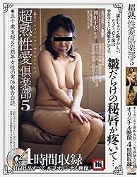 超熟性愛倶楽部・5 (SANWA MOOK)