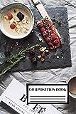 Composition Book: キッチンノート | レシピブック | 食べ物 | 料理 | 3D | 高品質 | 作…
