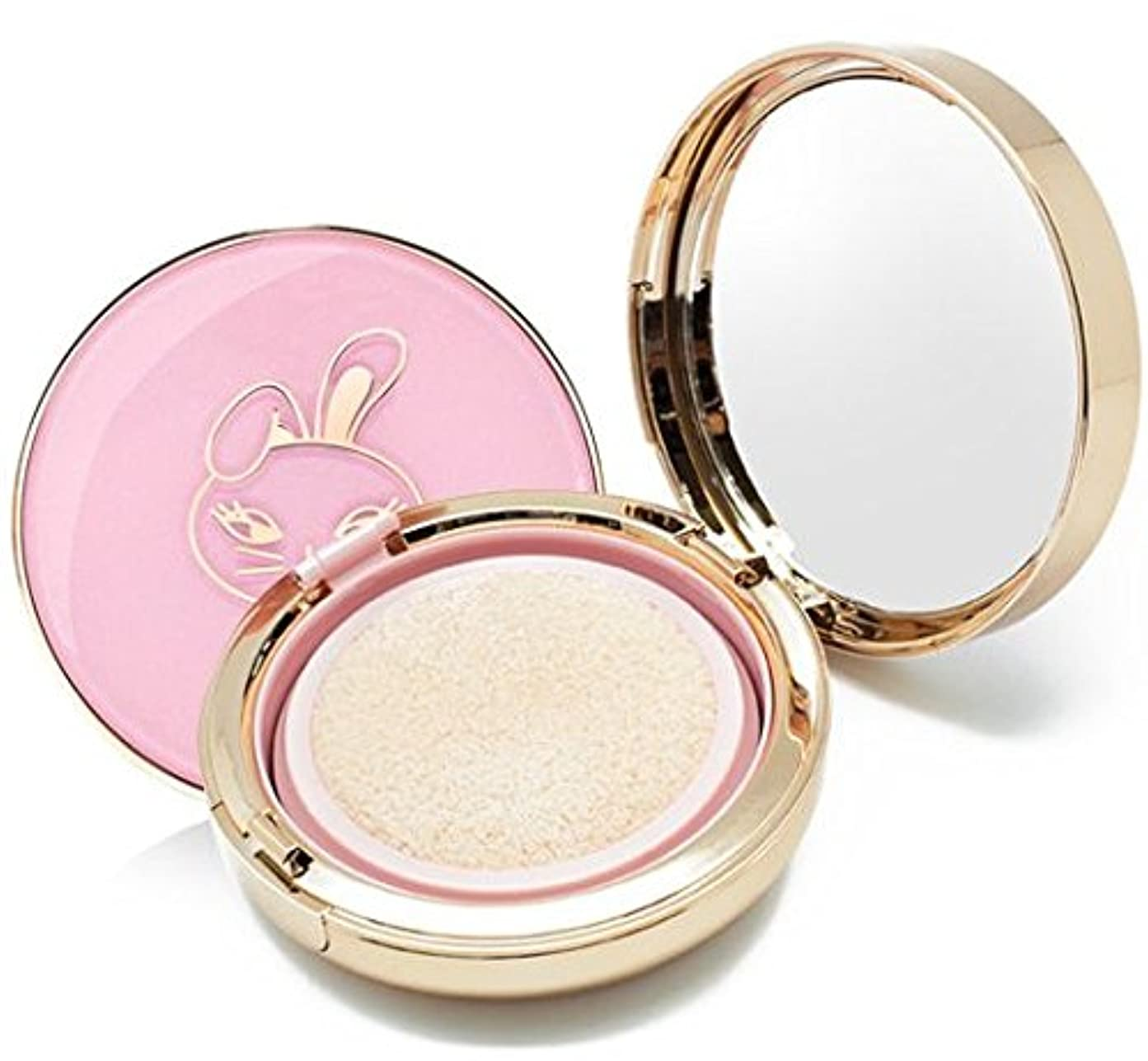 プラグお気に入り安全なKD シュシュペイント X ヴァント 36.5 キッズ サンクッション (ShuShu×VANTコラボ) UV ポンポン 子供用化粧品 女の子 プレゼント