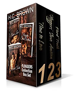 Floggers: Collection Box Set by [Brown, H.C.]