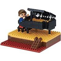 ナノブロック ストーリーズコレクション ピアノ NBH_167