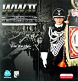 """WWIIドイツleibstandarte-ss Adolf Hitler Josef Wunsche 1/ 6th Scale 12"""" Collectibleアクションフィギュアセット"""