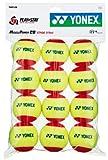 ヨネックス(YONEX) テニス ボール マッスルパワーボール20 レッド T TMP20