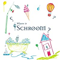 Where is Schroom: Drawing activity book