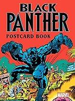 Black Panther Postcard Book (Postcards)