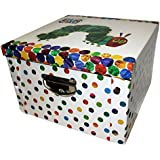 Robert Frederick Collapsible Storage Box-ERIC Carle, Assorted, 40 x 30 x 6 cm