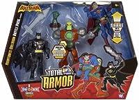 Kryptonite Collision Batman & Superman vs Metallo Battle Pack: Batman The Brave and the Bold Total Armor Series