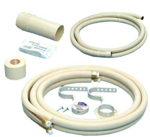 奥村金属 エアコン用配管セット 【2分×3分】 フレア加工済み 4m D-234