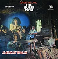 American Woman / Share The Land [CD] Guess Who ゲスフー