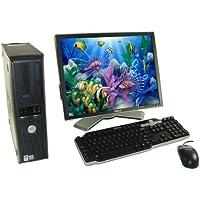 デスクトップパソコン DELL Optiplex 745 19インチ液晶セット【WindowsXP・オンラインゲーム対応・グラボ】