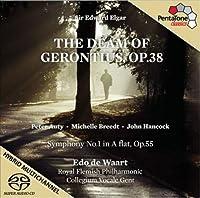 交響曲第1番、『ジェロンティアスの夢』 ワールト&ロイヤル・フランダース・フィル(2SACD)