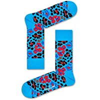 Happy Socks Men's Multi Leopard Sock