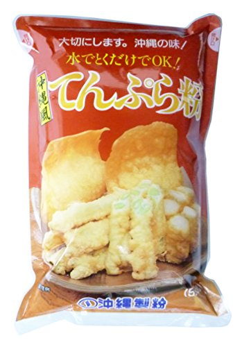 【沖縄風】 てんぷら粉 500g×4袋