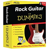 eMedia Rock Guitar For Dummies [並行輸入品]