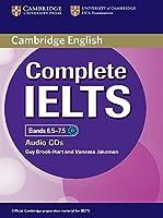 Complete IELTS Bands 6.5–7.5 Class Audio CDs (2)