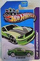 2013 Hot Wheels Hw Showroom Super Treasure Hunt - '07 Ford Mustang