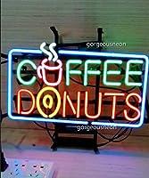 Gorgeous neon ネオンサイン―コーヒー ネオン看板装飾用ガラスネオンサイン。バー、クラブ、レストラン、カフェー、スナック、車庫などいろいろなシーンで壁面装飾としてお使い頂けます。 (2)