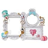 アリス トランプ スタンドミラー 鏡 ディズニー ふしぎの国のアリス 【Disney Store/ディズニーストア】