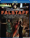 ヴェルディ : オペラ《ファルスタッフ》 / ダニエル・バレンボイム (Verdi : Falstaff / Daniel Barenboim) [Blu-ray] [Import] [Live] [日本語帯・解説付き]