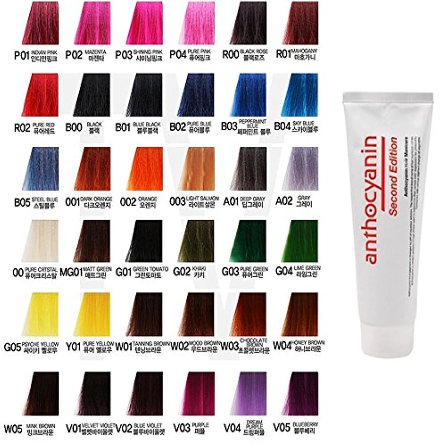 抱擁コンパス大脳ヘア マニキュア カラー セカンド エディション 230g セミ パーマネント 染毛剤 ( Hair Manicure Color Second Edition 230g Semi Permanent Hair Dye) [並行輸入品] (WA03 Mud Brown)