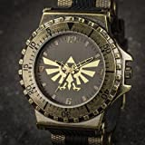 Legend of Zelda Leather Watch - Exclusive ゼルダの伝説 レザーウォッチ [並行輸入品]