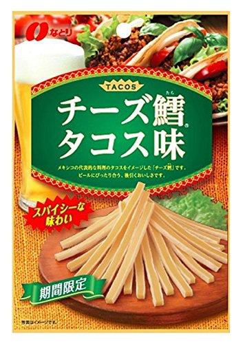 なとり なとり チーズ鱈タコス味 1セット(3袋)